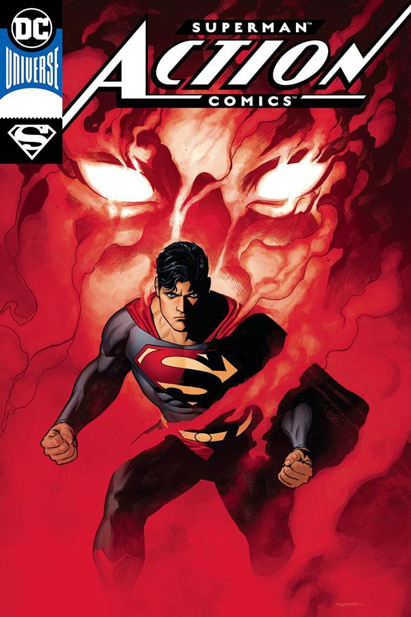 Superman in Action Comics