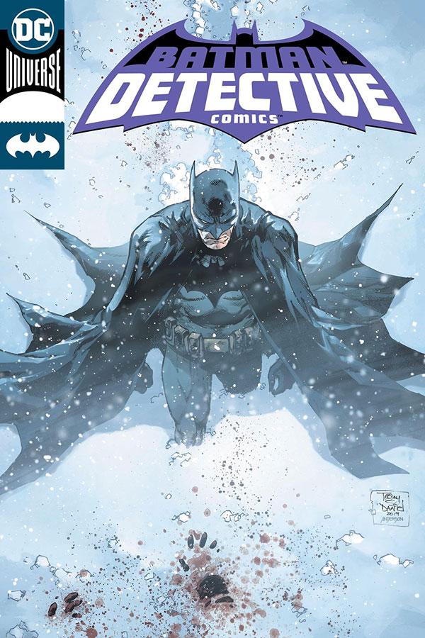 Batman in Detective Comics