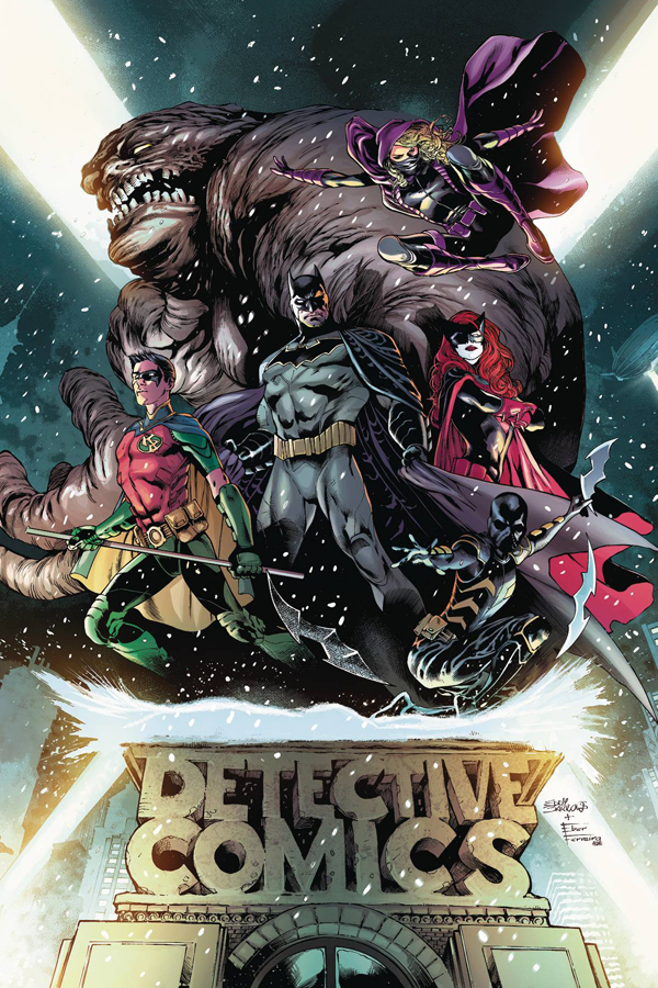 Batman in Detective Comics