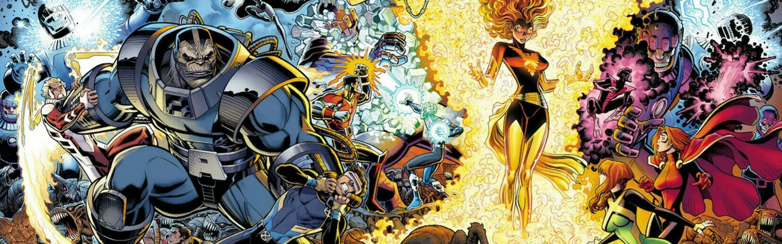 X-Men: Gold / X-Men: Blue