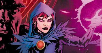 Raven: Daughter of Darkness