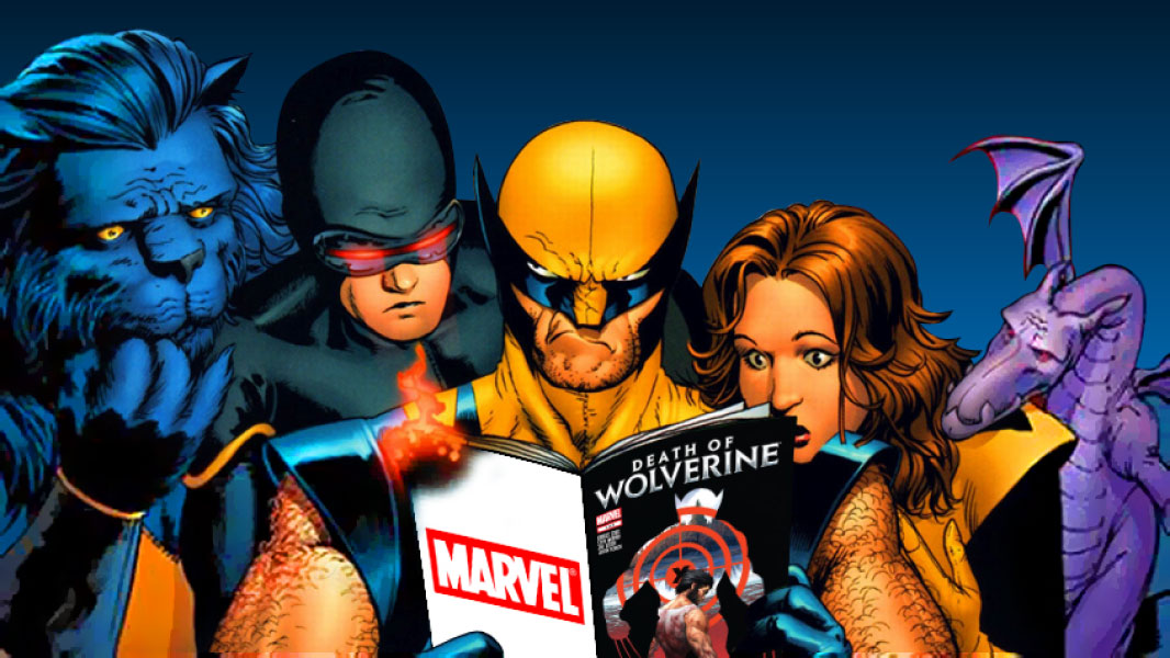X-Men Reading