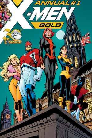 X-Men Gold Annual