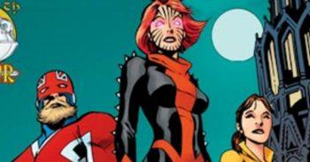X-Men Gold Annual – Excalibur Returns!