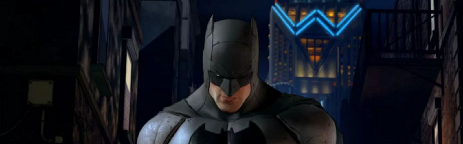Batman Sins of the Father