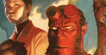 Hellboy and the B.P.R.D.: 1955 – Burning Season (One Shot)