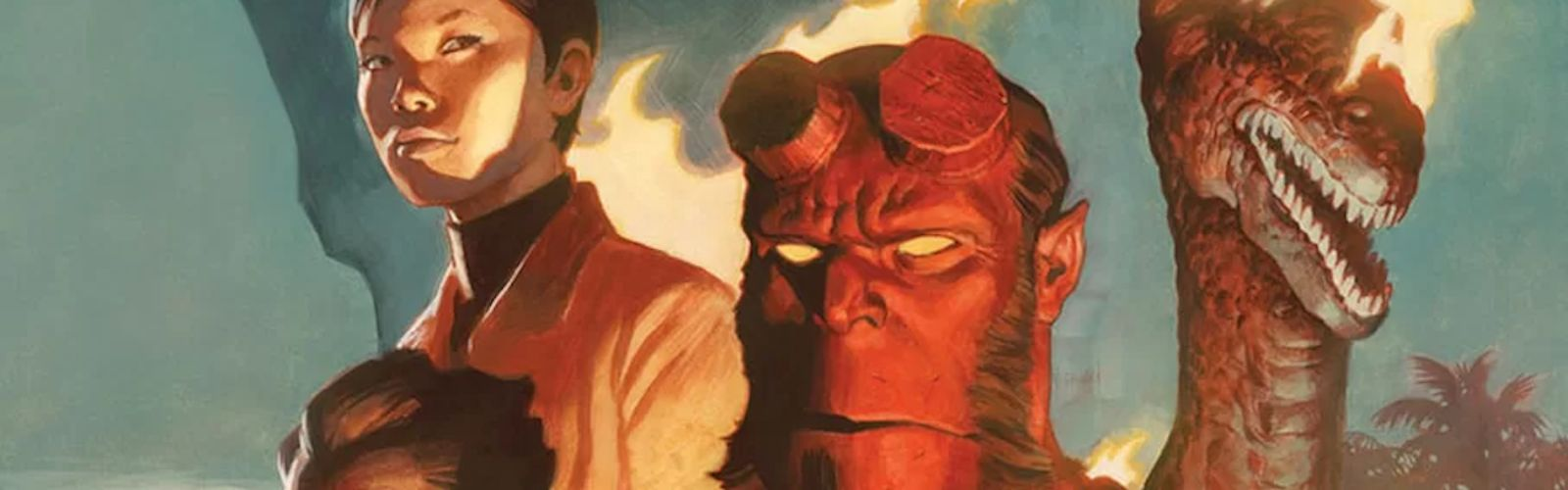 Hellboy and the B.P.R.D.: 1955 – Burning Season