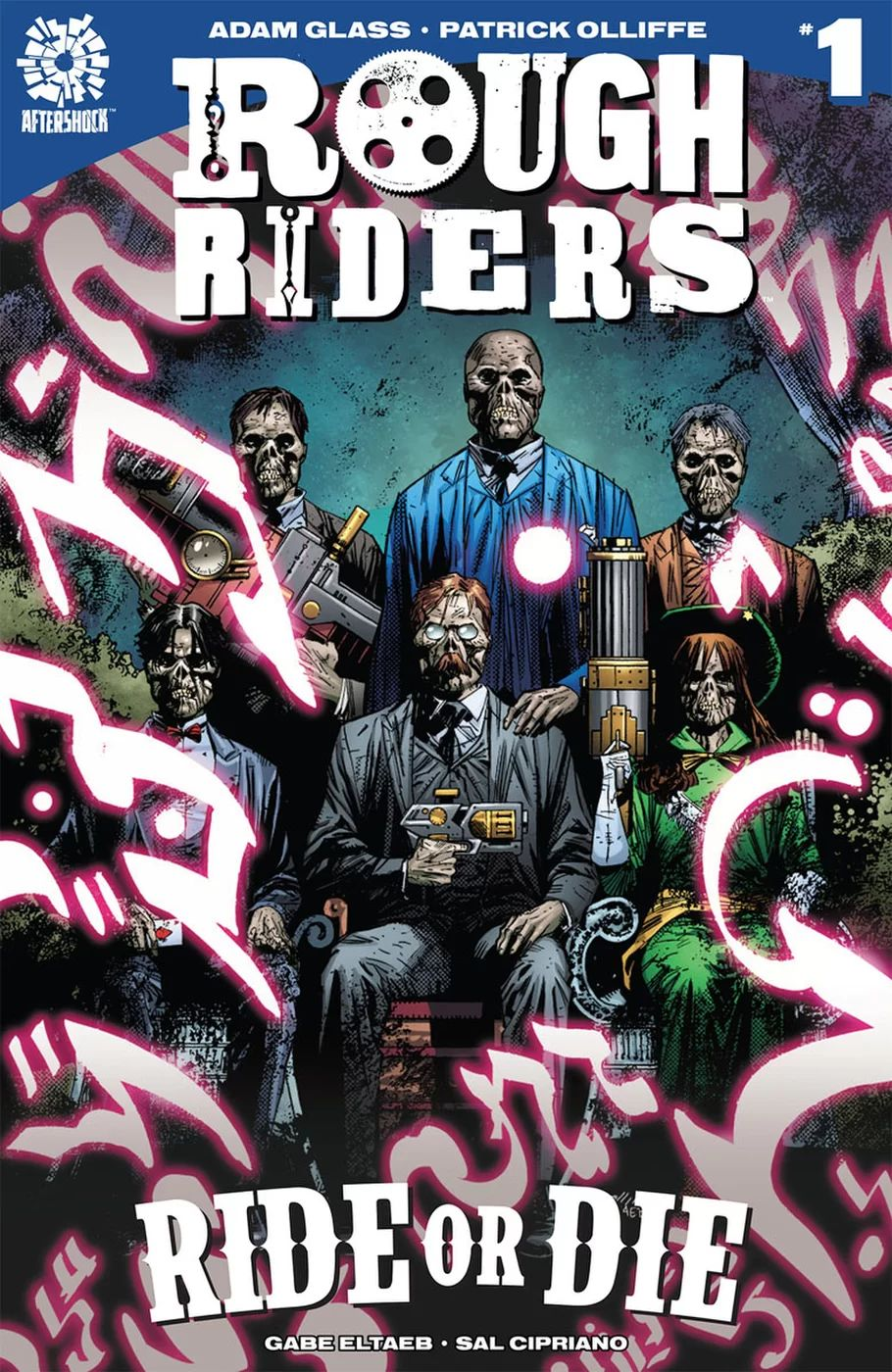 Rough Riders: Ride or Die