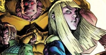 New Mutants: Dead Souls