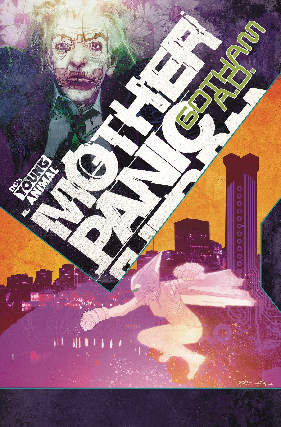 Mother Panic Gotham AD