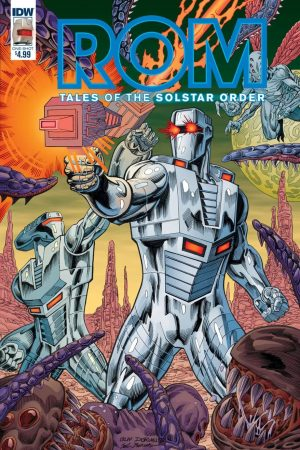 Rom: Tales Of The Solstar Order - Special Edition