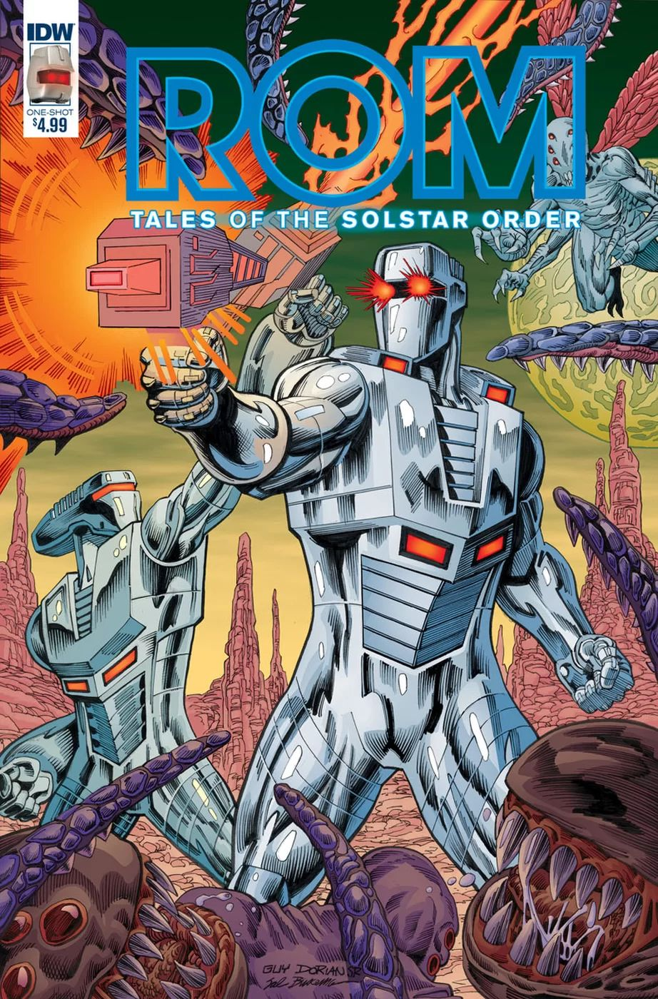 Rom Tales Of The Solstar Order: Special Edition