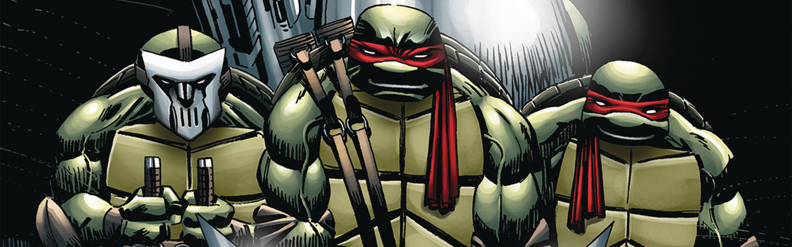 Teenage Mutant Ninja Turtles: Urban Legends