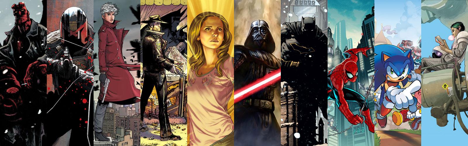 ACE Comics Subscriptions Service