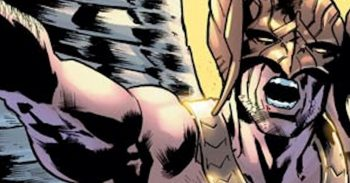 Venditti and Hitch Team Up For Hawkman
