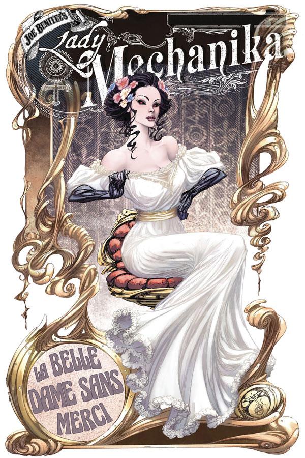 Lady Mechanika: La Belle Dame Sans Merci