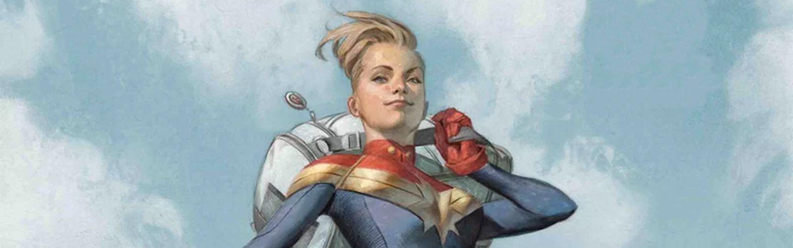 Life Of Captain Marvel