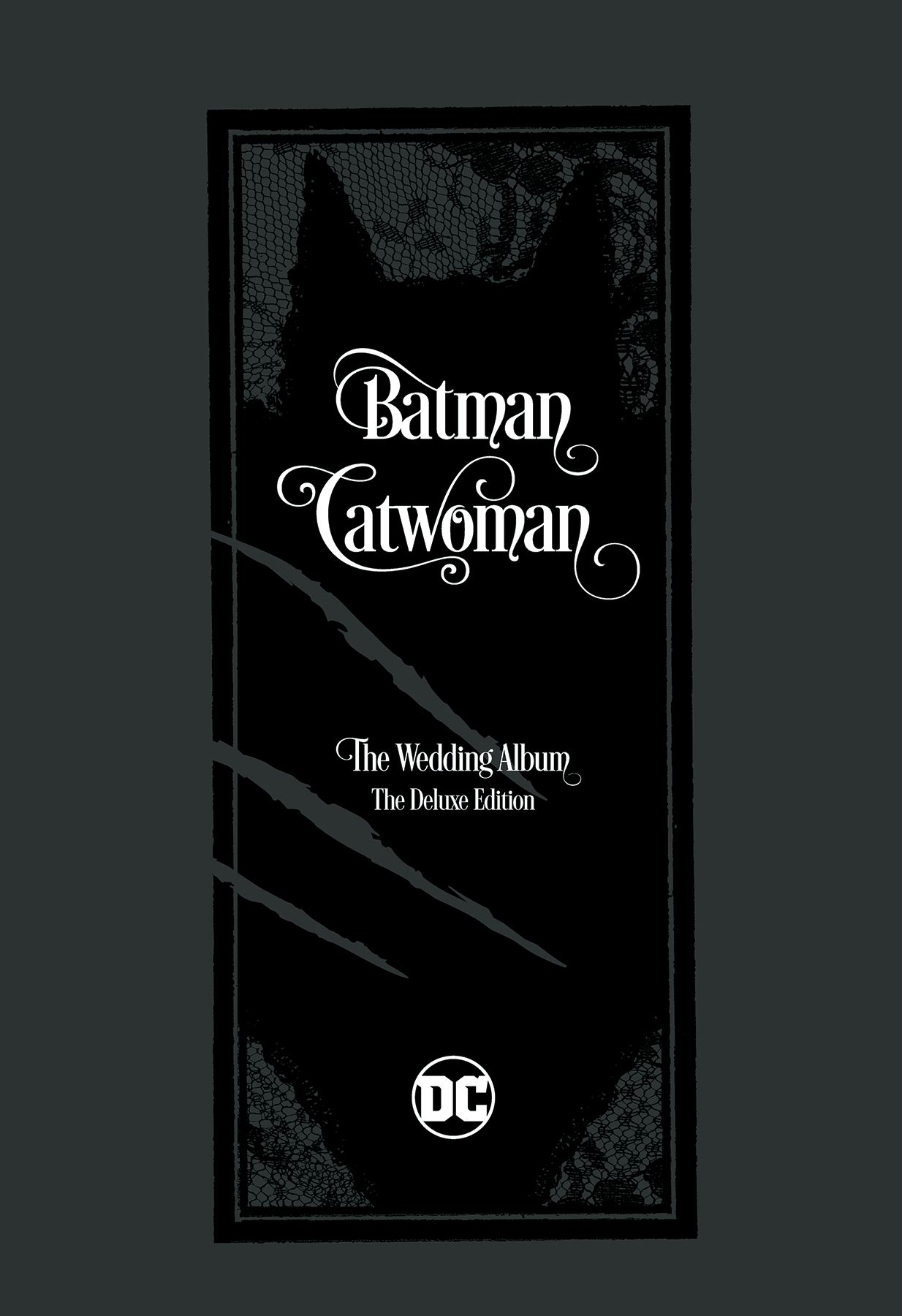 Batman Catwoman The Wedding Album Hardcover