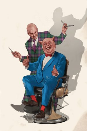 Lex Luthor and Porky Pig Special