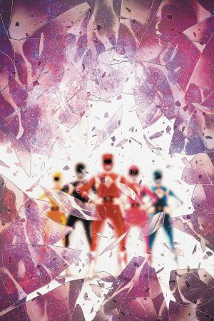 Mighty Morphin Power Rangers Shattered Grid Special