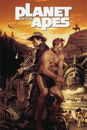 Planet Of The Apes: Time Of Man