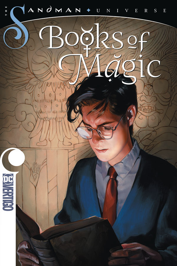 Books Of Magic (2018)