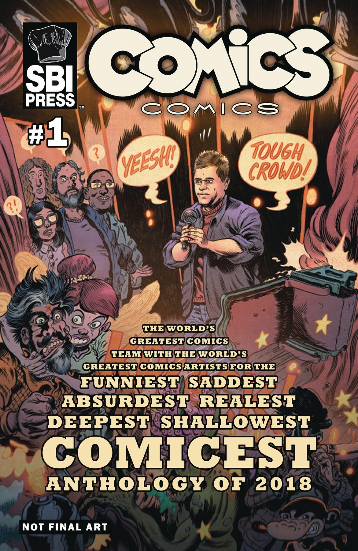 Comics Comics Quarterly