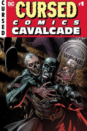 Cursed Comics Cavalcade