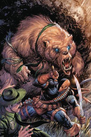 Deathstroke / Yogi Bear Special