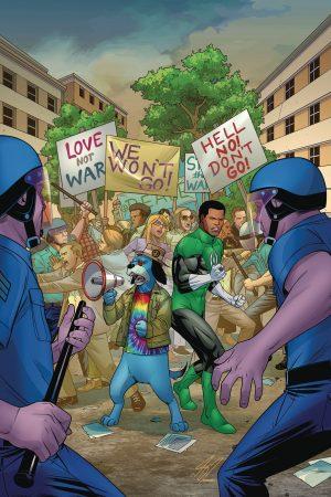 Green Lantern / Huckleberry Hound Special