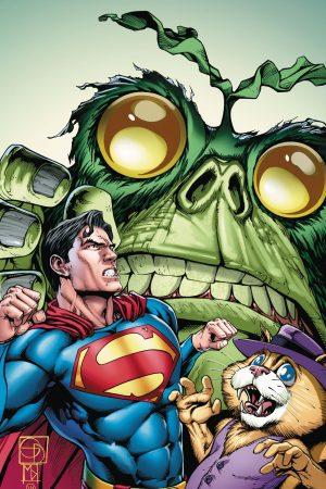 Superman / Top Cat Special