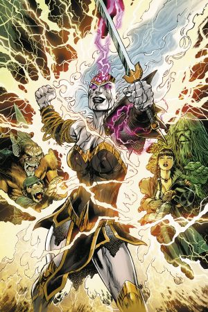 Wonder Woman and Justice League Dark: Witching Hour