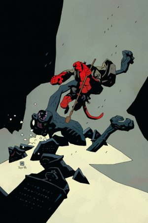 Hellboy: Winter Special 2018