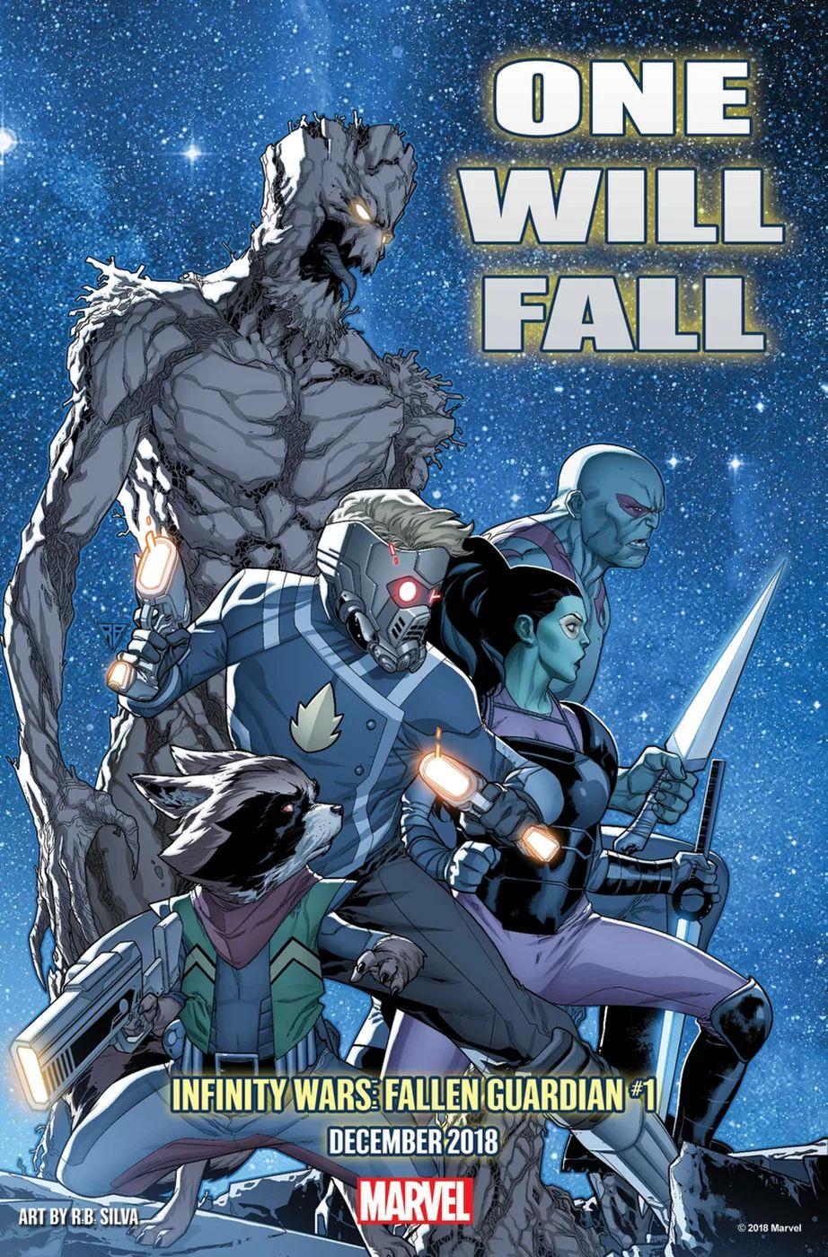 Infinity Wars: Fallen Guardian