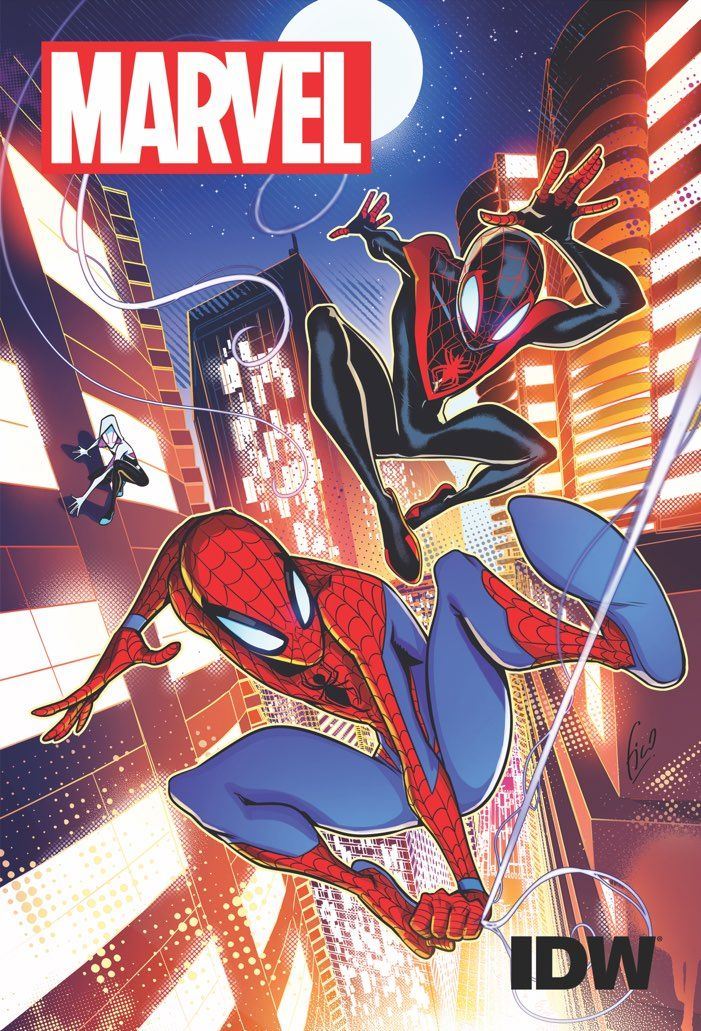 Spider-Man (IDW)
