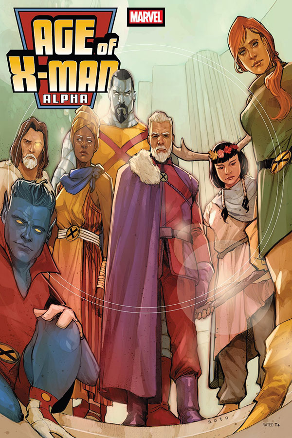 Age of X-Man: Alpha