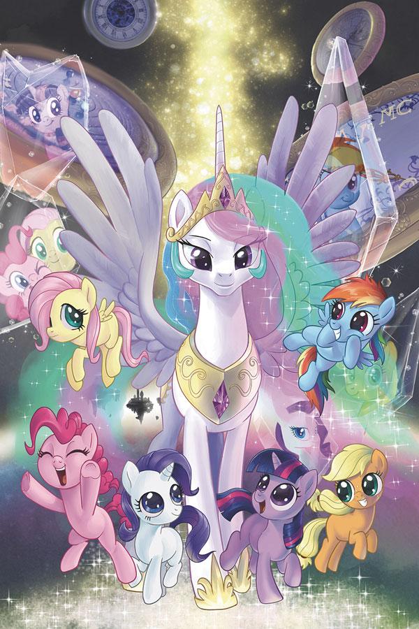 My Little Pony: IDW 20/20