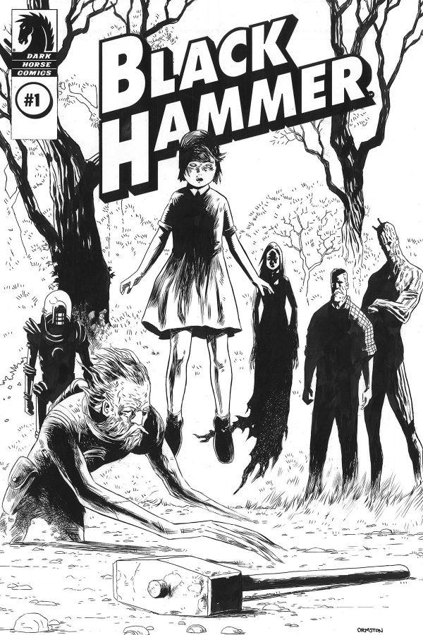Black Hammer Director's Cut