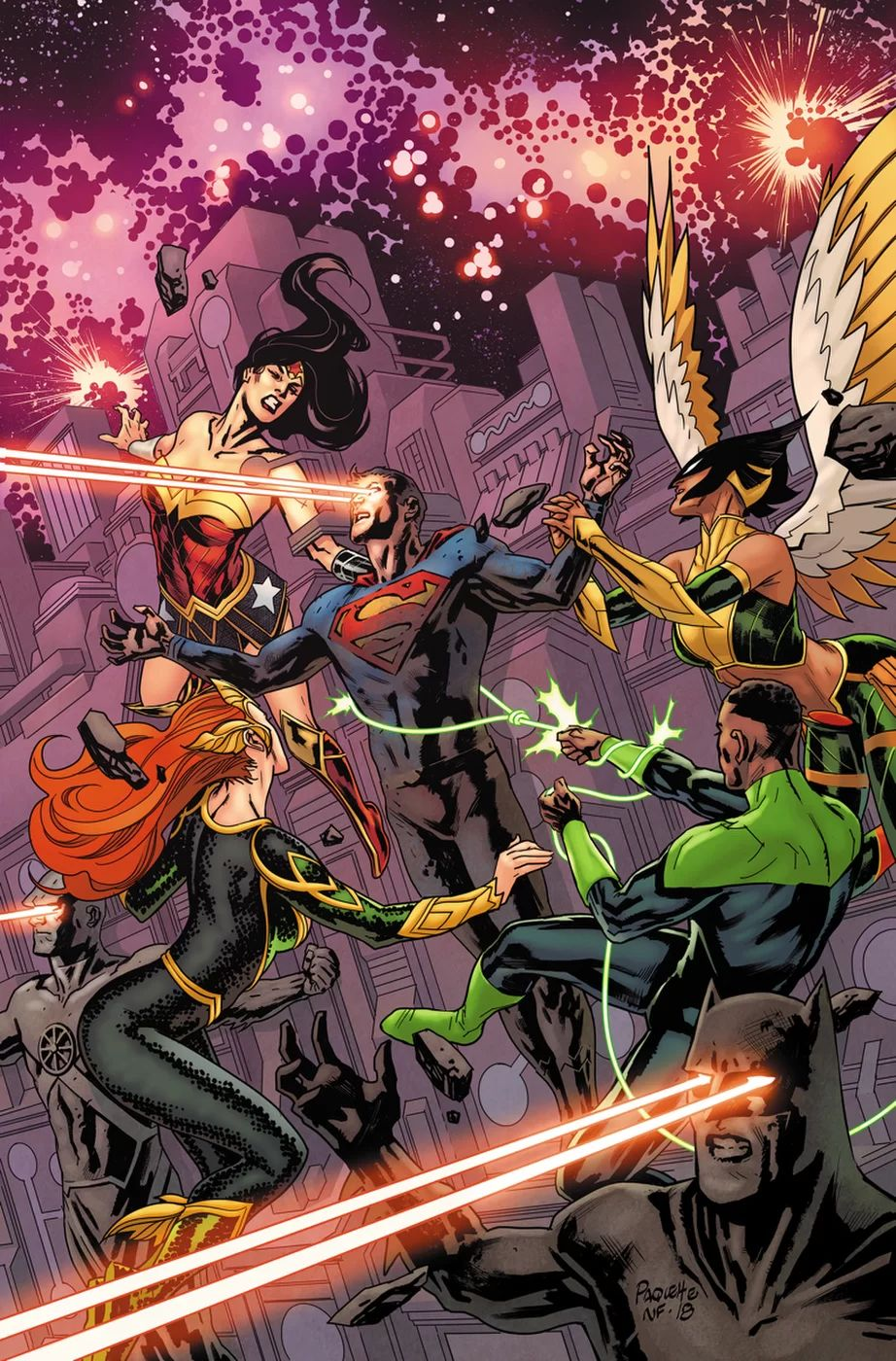 Justice League Annual
