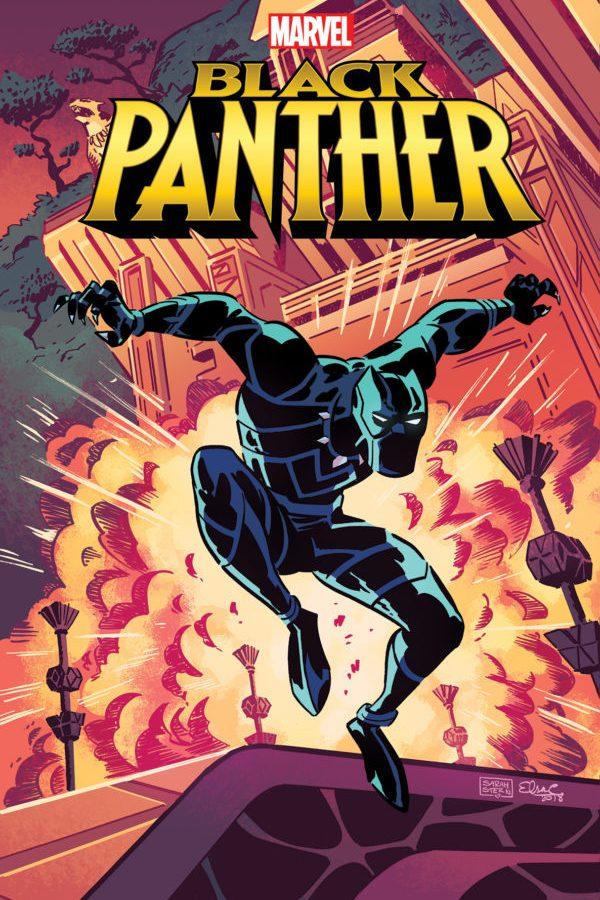 Marvel Action: Black Panther