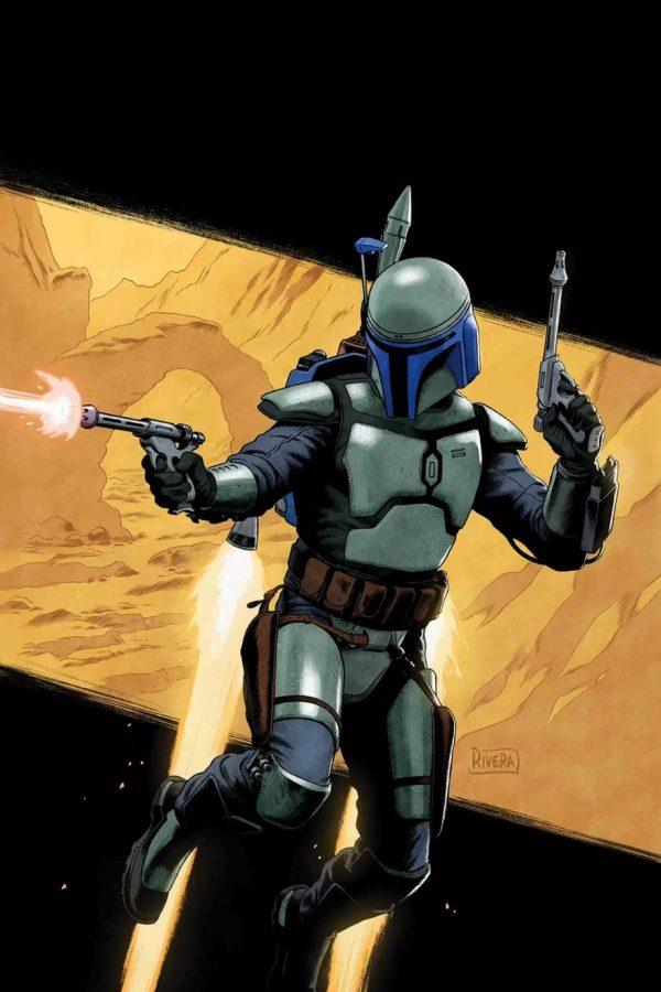 Star Wars Age Of Republic: Jango Fett