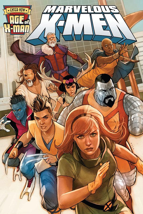 Age of X-Man: The Marvelous X-Men