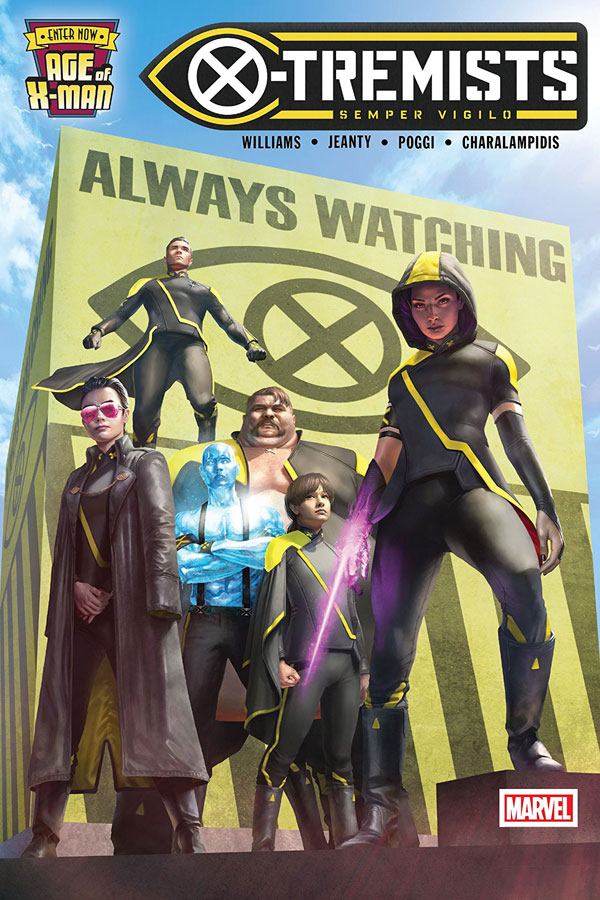 Age of X-Man: The X-Tremists