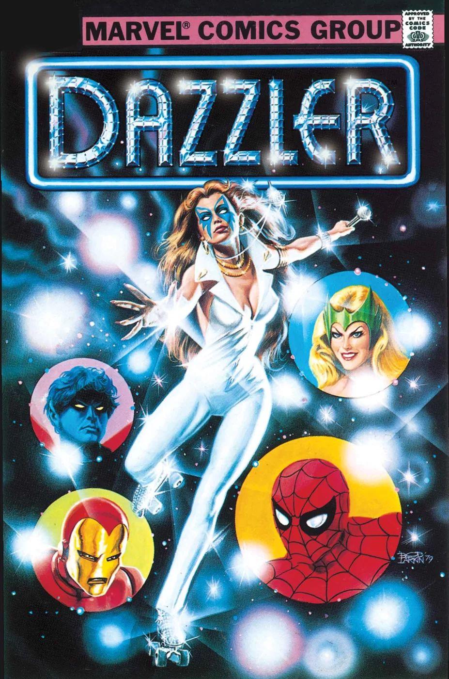 Dazzler #1 Facsimile Edition