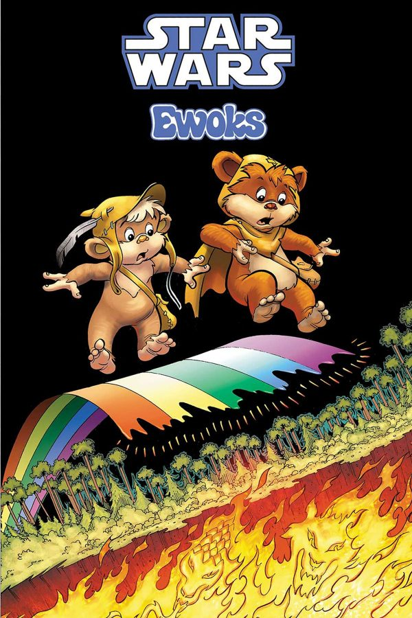 Star Wars Ewoks: Flight To Danger