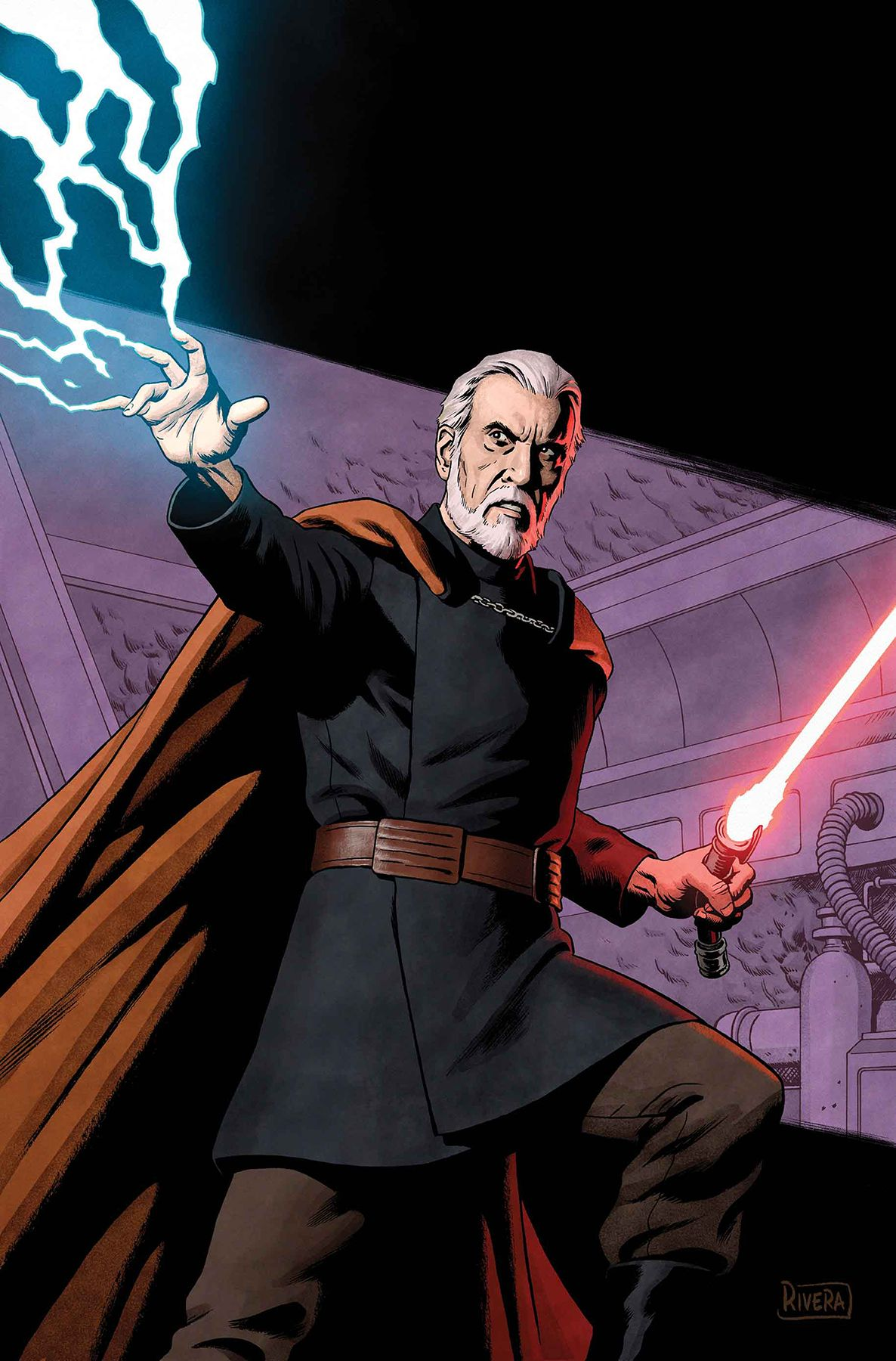 Star Wars Age Of Republic: Count Dooku