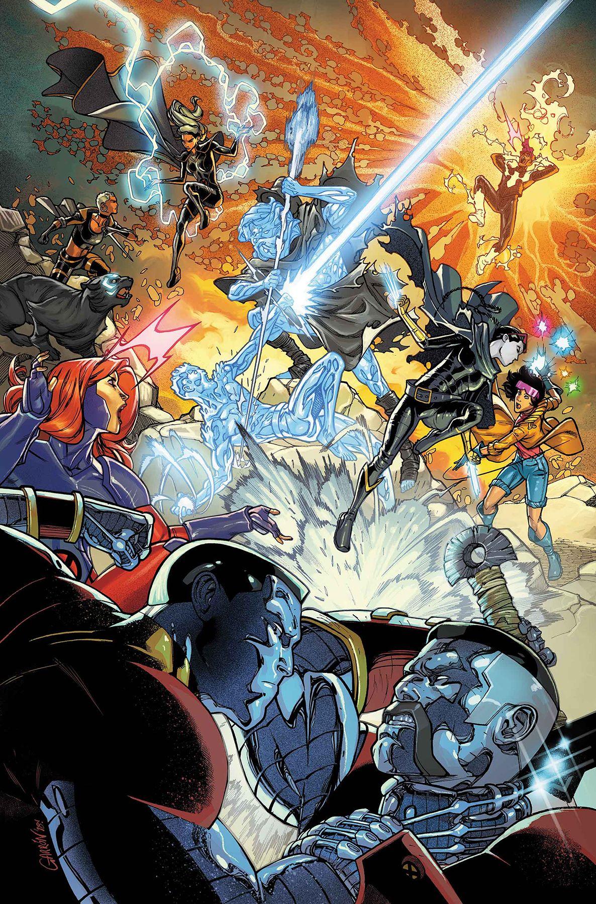Uncanny X-Men: Winters End