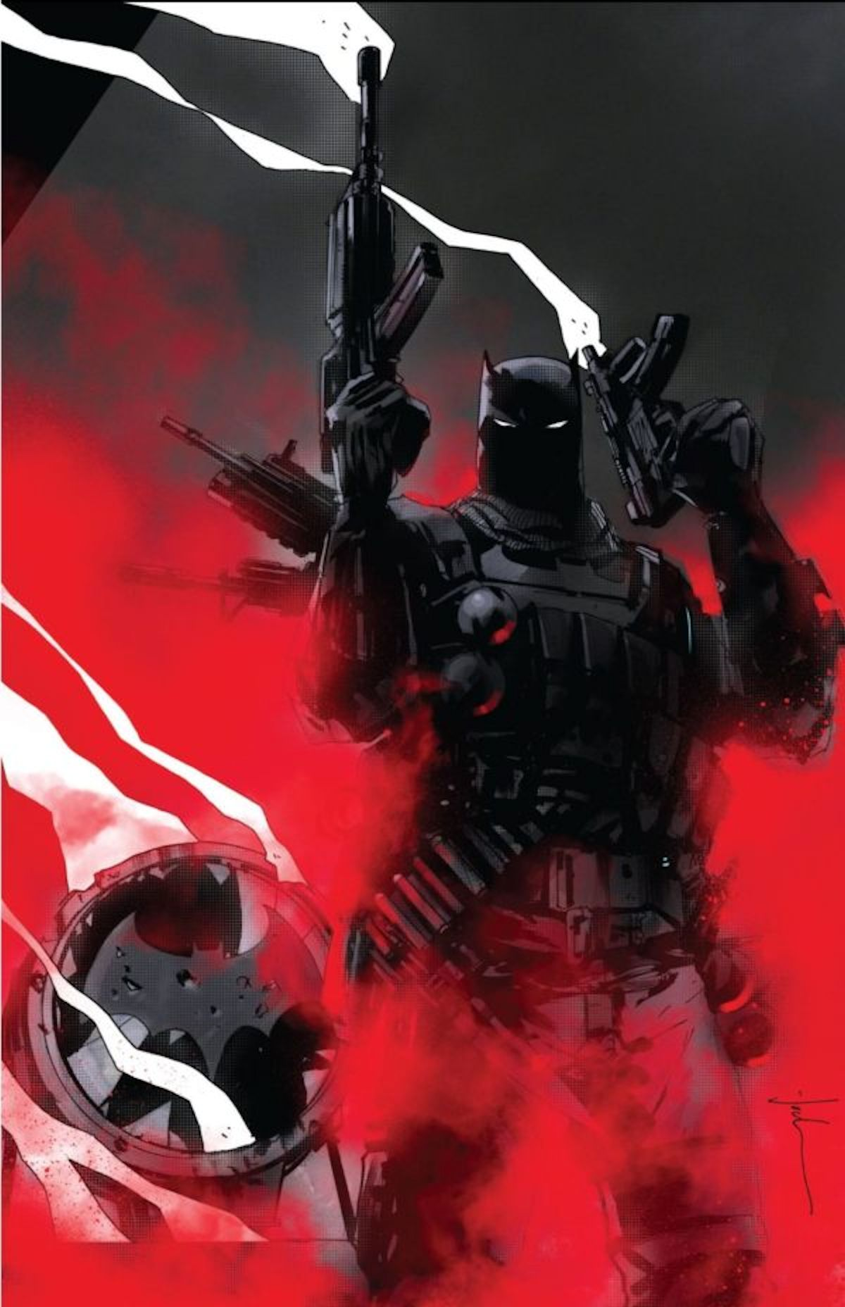 Batman Who Laughs: The Grim Knight (One Shot)
