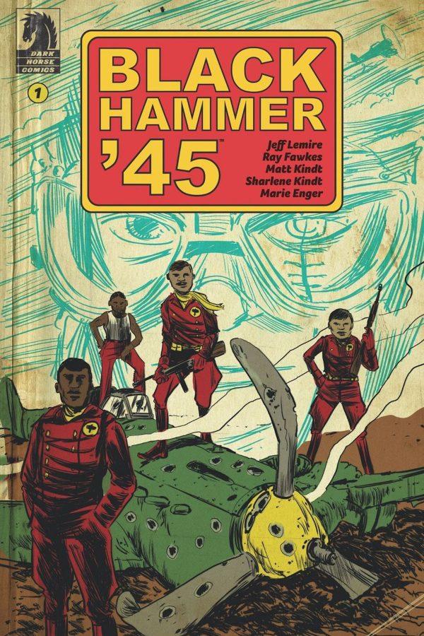 Black Hammer 45