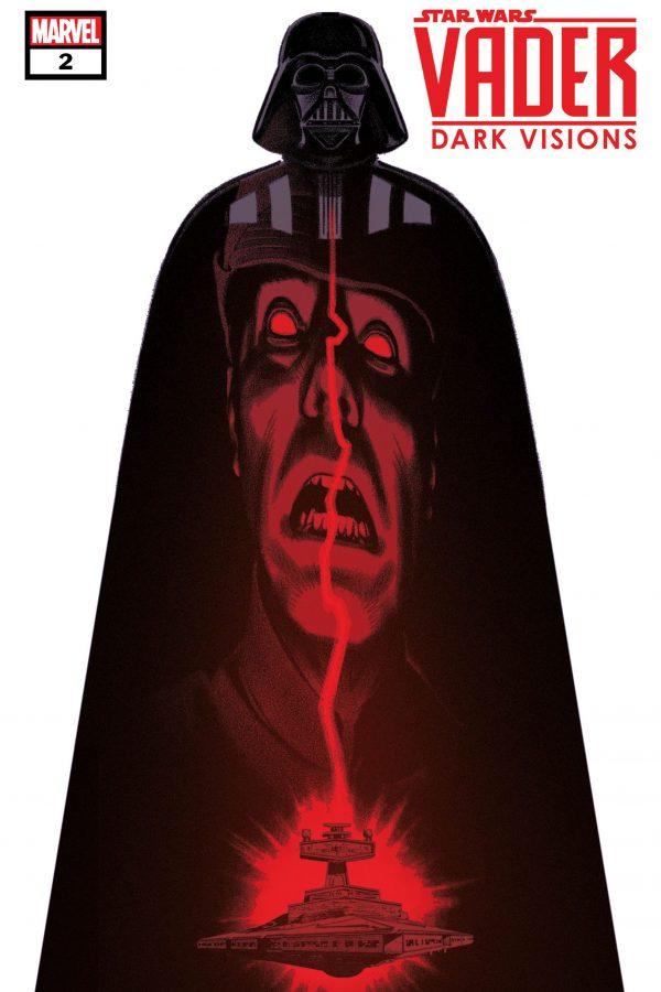 Star Wars: Vader - Dark Vision